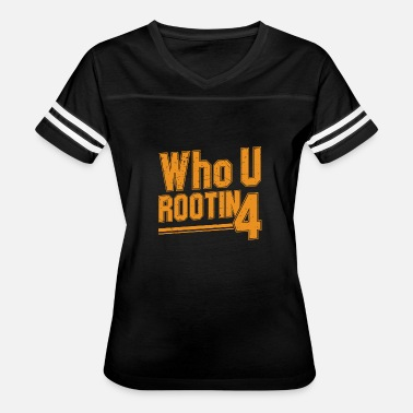 The Bloody Beetroots Root T - shirt - Who you rooting for? - Women's Vintage Sport T-Shirt
