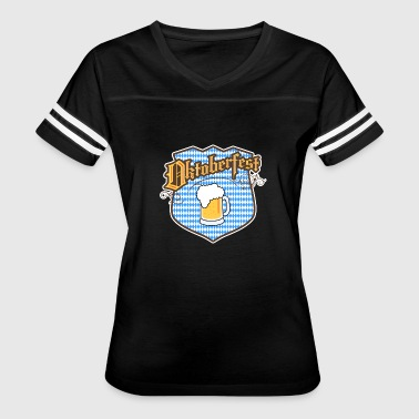 Oktoberfest, Beer, Party Tee - Women's Vintage Sport T-Shirt