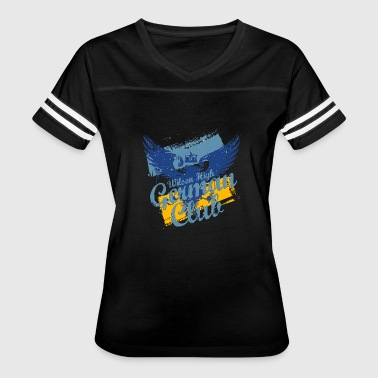 High German Wilson High German Club - Women's Vintage Sport T-Shirt