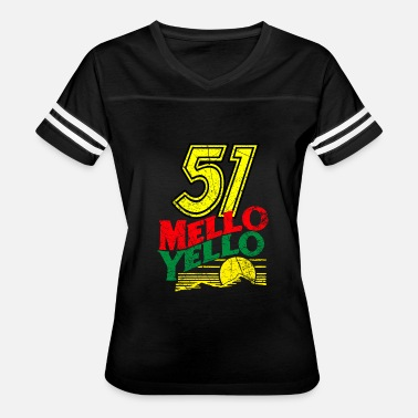 Mello meloo yellow - Women's Vintage Sport T-Shirt