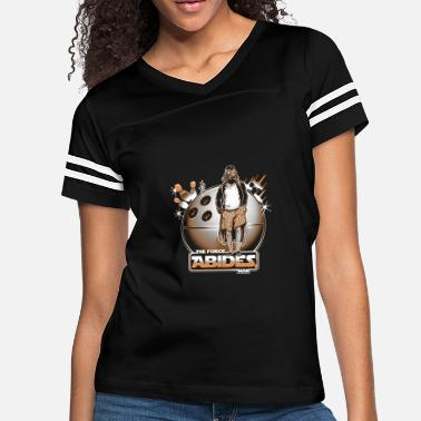 a3fbae24 Bowling Darth Vader - The force abides man - Women's Vintage Sport.  Women's Vintage Sport T-Shirt