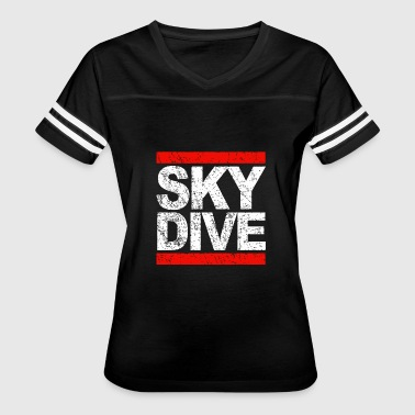 Adrenaline Skydiving Skydiving - skydive - Women's Vintage Sport T-Shirt