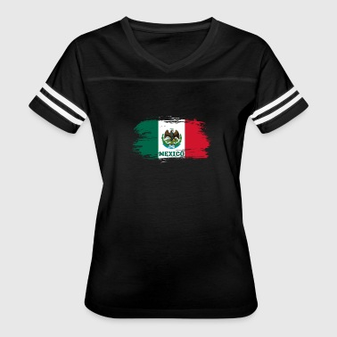 National Flags Mexico Flag / Gift National Flag - Women's Vintage Sport T-Shirt