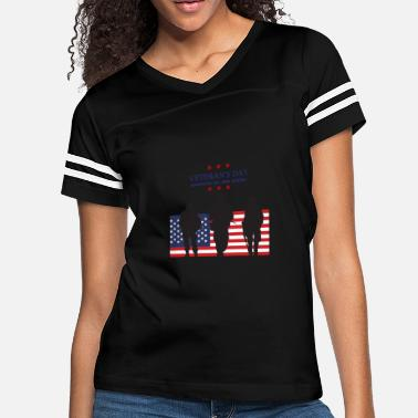 Us Us Army - Women's Vintage Sport T-Shirt