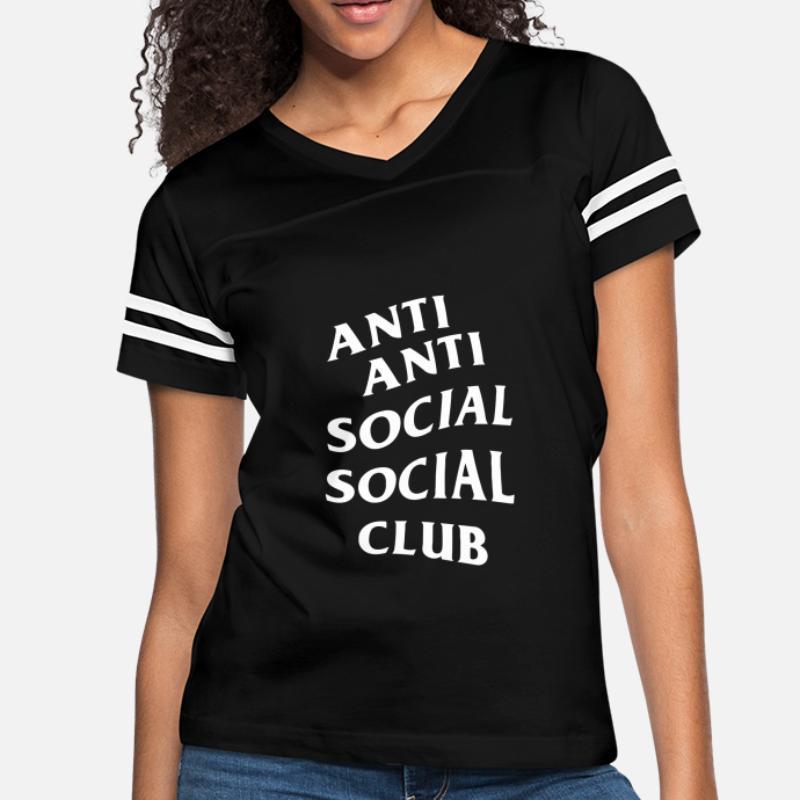 be5142e0 Shop Anti-socialism T-Shirts online | Spreadshirt