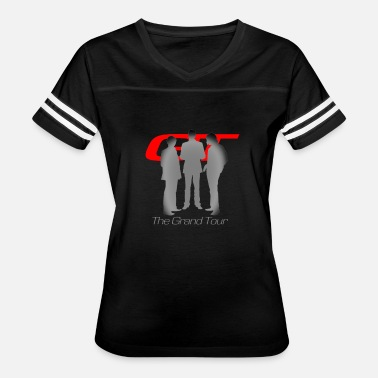 the grand tour - Women's Vintage Sport T-Shirt