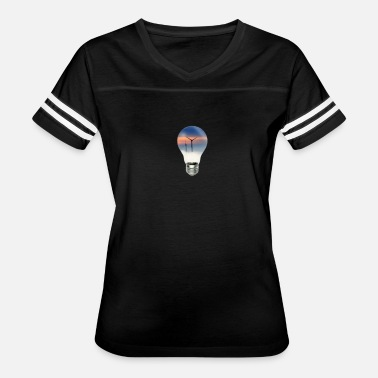 Wind Power Wind Power - Women's Vintage Sport T-Shirt