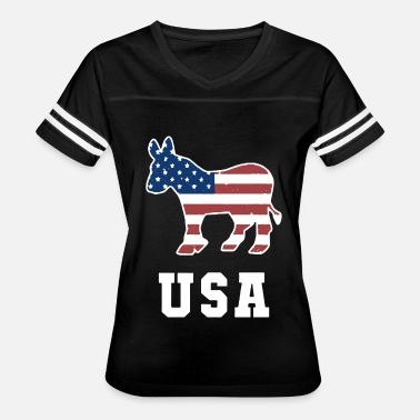 Usa Is Not America usa america - Women's Vintage Sport T-Shirt