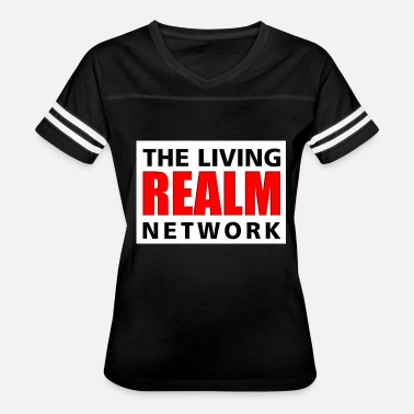 Ivy League Living Realm Network IVY LEAGUE - Women's Vintage Sport T-Shirt