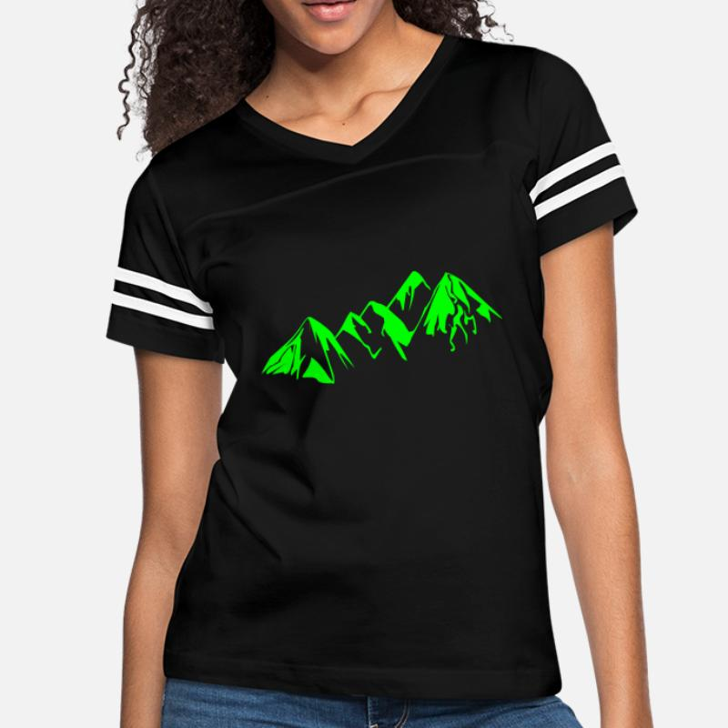 6f1fe0e3edcd4 Shop Green Mountains T-Shirts online | Spreadshirt