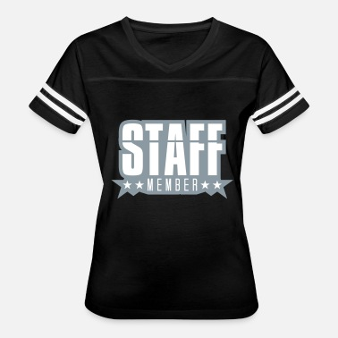 Vip Security contour staff member crew member employees securit - Women's Vintage Sport T-Shirt