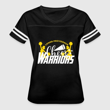 LP Warrior Cheer (One Sided) - Women's Vintage Sport T-Shirt