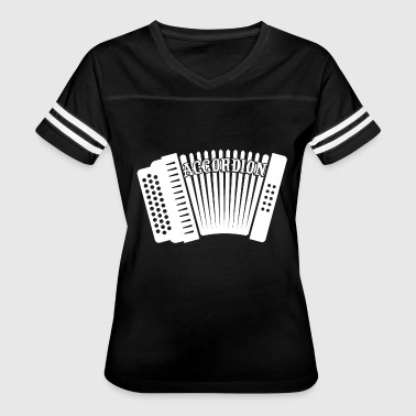 Accordion - play accordion s - Women's Vintage Sport T-Shirt