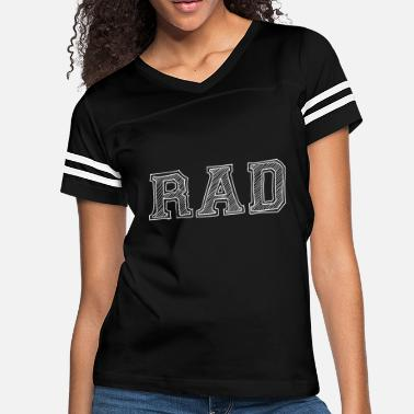 817f7d78ab312 Rad Rad Best Dad Ever Fathers Day - Women's Vintage Sport T