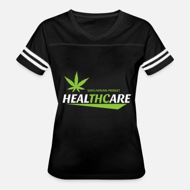 Cannabisleaf Grass - thc healthcare cannabis medical marijuan - Women's Vintage Sport T-Shirt