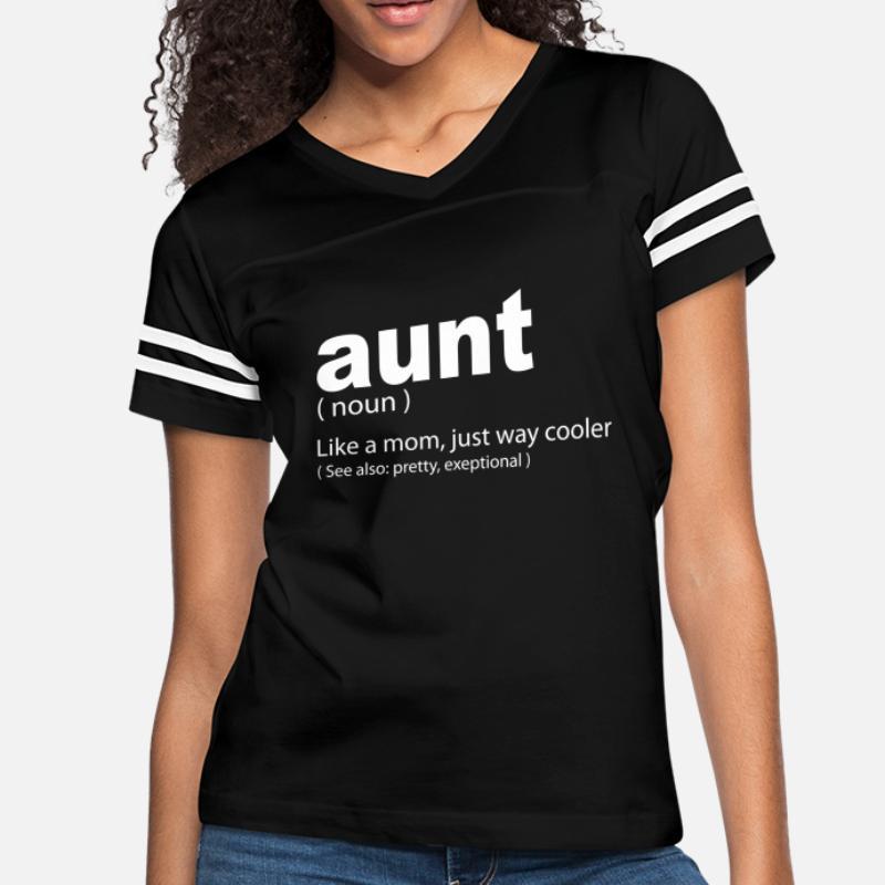 799502133 Shop Aunt Quotes T-Shirts online | Spreadshirt