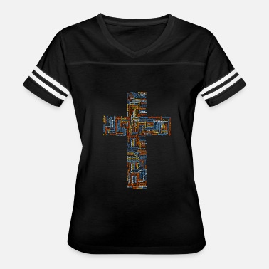 Religion Catholic catholic - Women's Vintage Sport T-Shirt