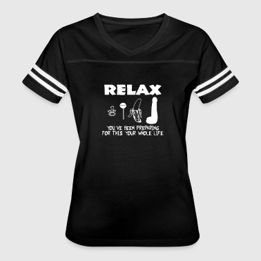 Sex Toy Relax offensive sex toy adult - Women's Vintage Sport T-Shirt