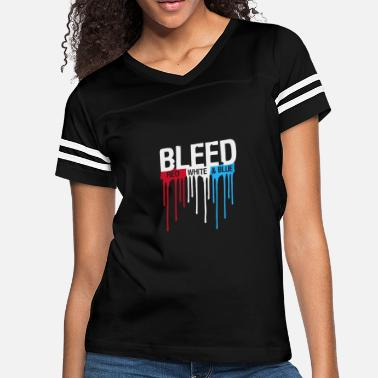 Bleed Bleed - Women's Vintage Sport T-Shirt