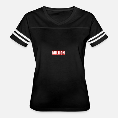 Millioner MILLION - Women's Vintage Sport T-Shirt