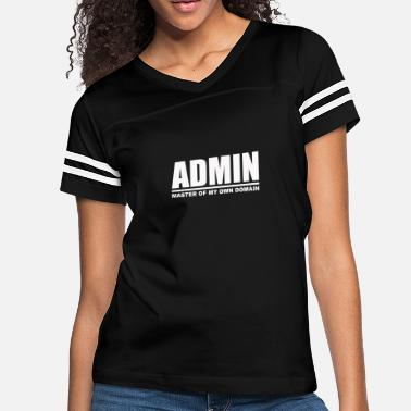 Master Of My Own Domain Admin Master Of My Own Domain - Women's Vintage Sport T-Shirt