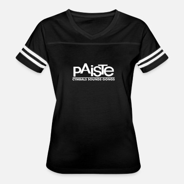 Paiste Paiste Cymbals Sounds Gongs - Women's Vintage Sport T-Shirt