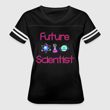 Scientist Daughter Future Scientist T Shirt - Women's Vintage Sport T-Shirt