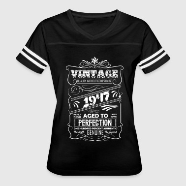 Vintage Aged To Perfection 1947 - Women's Vintage Sport T-Shirt