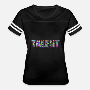 Talent TALENT - Women's Vintage Sport T-Shirt