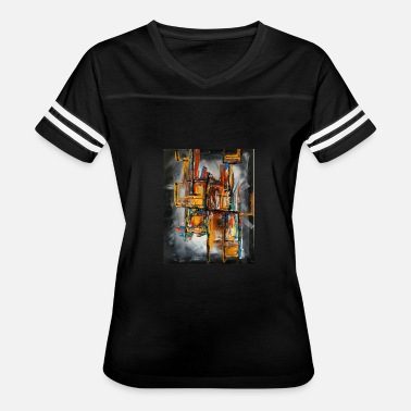 Spirit Atlantis endless imagination - Women's Vintage Sport T-Shirt