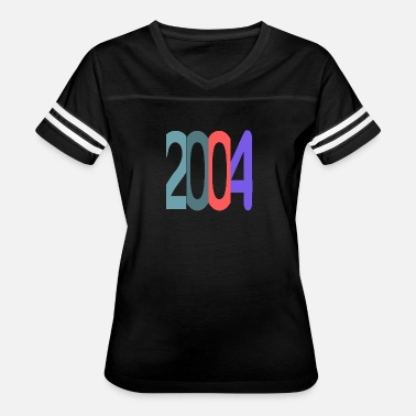 Born-in-2004 2004 - Women's Vintage Sport T-Shirt