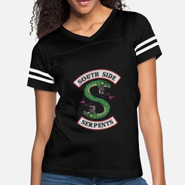 Tops & Tees T-shirts Southside Serpents Riverdale T-shirt For Men Plus Size 5xl 6xl Group Tshirt