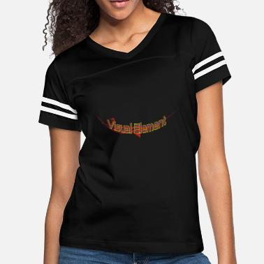 Self Expression Express your self Element - Women's Vintage Sport T-Shirt