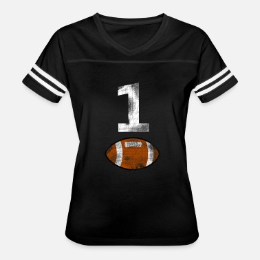 Football Fan Football fan - Women's Vintage Sport T-Shirt