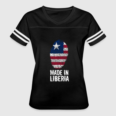 Liberia Designs Made In Liberia - Women's Vintage Sport T-Shirt