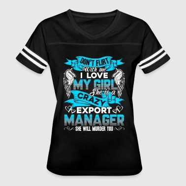 Export Manager Shirts - Women's Vintage Sport T-Shirt