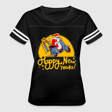 Happy New Year - Women's Vintage Sport T-Shirt