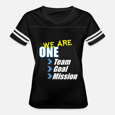 Building Team building: We are one - Women's Vintage Sport T-Shirt