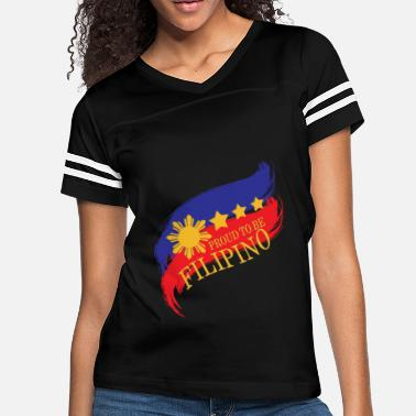 Philippines Filipino Gift Country Manila Vacation - Women's Vintage Sport T-Shirt