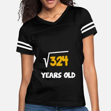 18th Birthday Birthday Saying 18th Birthday - Women's Vintage Sport T-Shirt