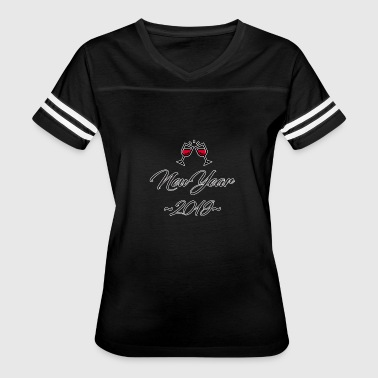 Cheers New Year Cheers for New Year 2019 - gift idea - Women's Vintage Sport T-Shirt
