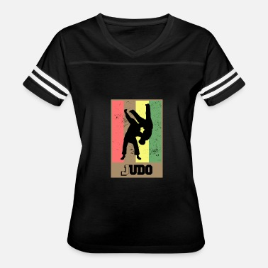 Judo Fighter Judo fighter - Women's Vintage Sport T-Shirt