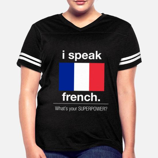 a80d48972 French superpower Women's Vintage Sport T-Shirt   Spreadshirt