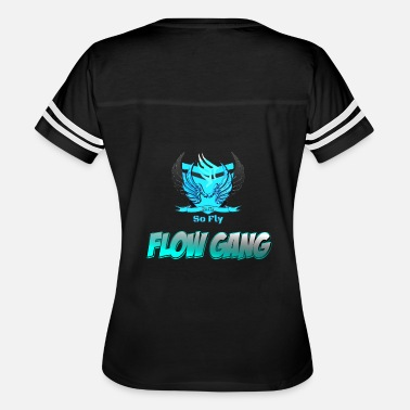 Flow Gang Flow Gang With So Fly Official Logo - Women's Vintage Sport T-Shirt