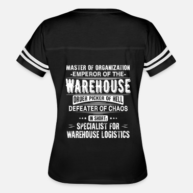 Picker Specialist for Warehouse Logistics/Operator - Women's Vintage Sport T-Shirt