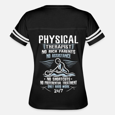 Physical Therapy Funny Physical Therapist/Physical Therapy/Physiotherapy - Women's Vintage Sport T-Shirt