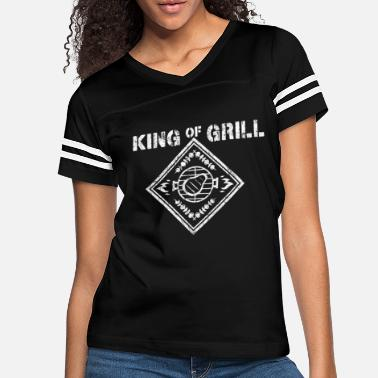 Roast Barbecue BBQ Gift Idea - Women's Vintage Sport T-Shirt