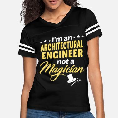 Architecture Architectural Engineer - Women's Vintage Sport T-Shirt