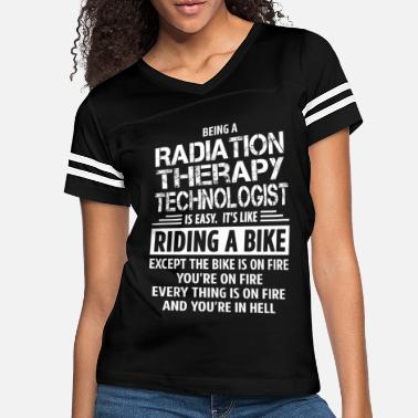 Therapy Radiation Therapy Technologist - Women's Vintage Sport T-Shirt