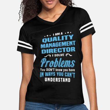 Director Quality Management Director - Women's Vintage Sport T-Shirt